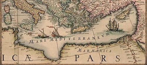 """""""Γλωσσολογία Νοτιοανατολικής Μεσογείου"""""""